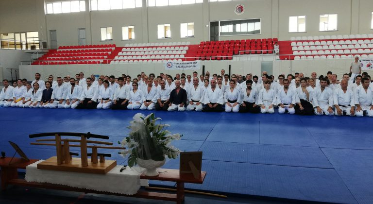Aikido Summer Camp 2018