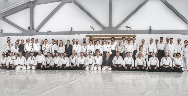 Aikido Seminar at Kiev 2018