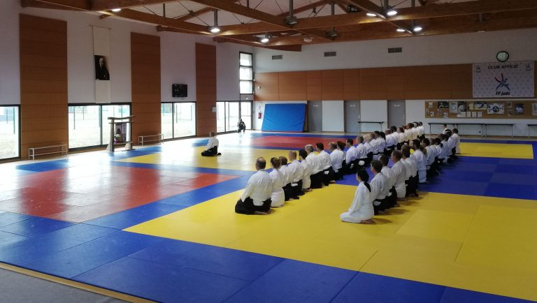 Aikido Seminer Gien / France
