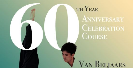 60th Year of Aikido in the Netherlands Seminar